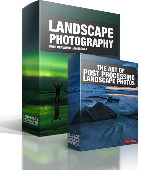 Landscape Photography Bundle Box