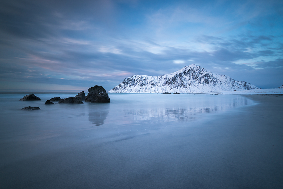 Benjamin Jaworskyj Landscape Photography Video Course Norway Flakstad