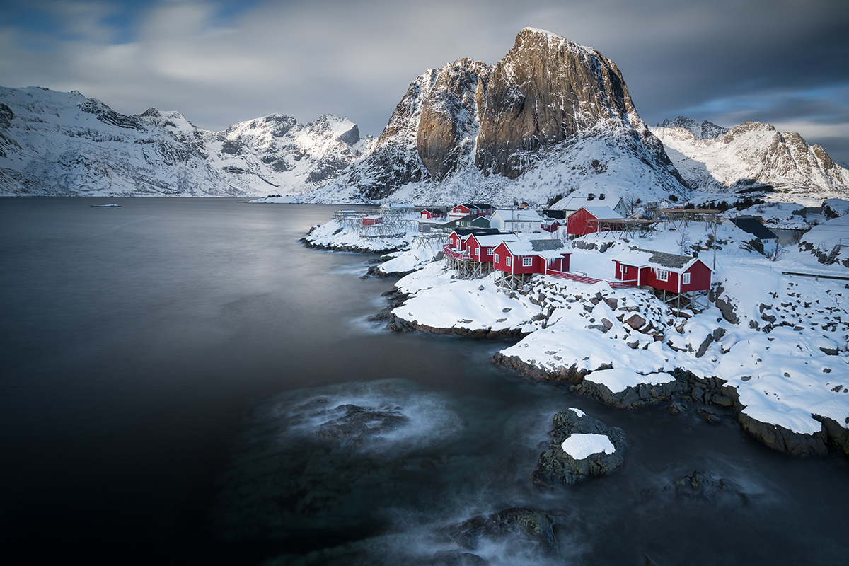 Benjamin Jaworskyj Landscape Photography Video Course Norway Hamnoy