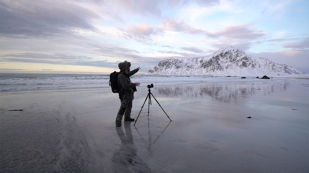 Benjamin Jaworskyj Landscape Photography Video Course Norway Screenshot