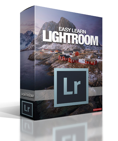 Easy Learn Lightroom Box
