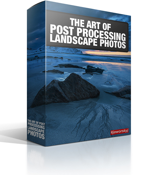 Post Processing Landscape Photos Box