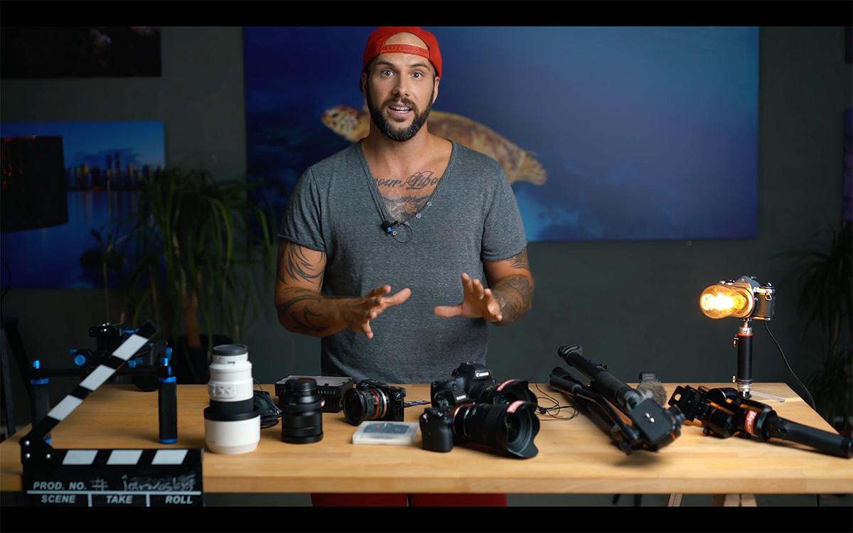 Learn Filmmaking Video Course Benjamin Jaworskyj