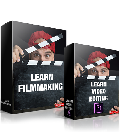 Learn Filmmaking Video Course Bundle