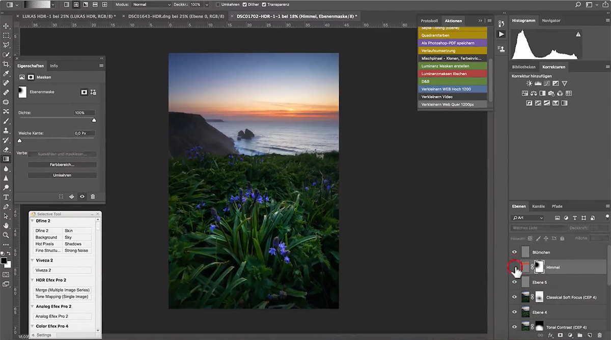 Advanced Landscape Photography and Image Editing Video Course Benjamin Jaworskyj