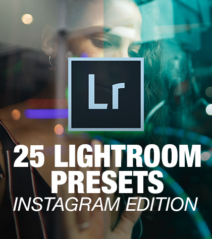 Jaworskyj Lightroom Presets Product